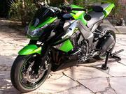 Kawasaki Z 1810 miles